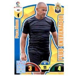 Paco Jémez Plus Entrenador 481