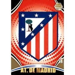 Escudo Atlético Madrid 37 Megacracks 2009-10