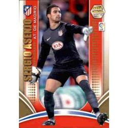 Sergio Asenjo Atlético Madrid 38 Megacracks 2009-10