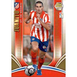 Juanito Atlético Madrid 41 Megacracks 2009-10