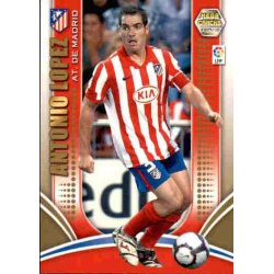 Antonio López Atlético Madrid 44 Megacracks 2009-10