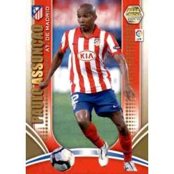 Paulo Assunçao Atlético Madrid 45 Megacracks 2009-10