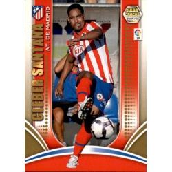 Cleber Santana Atlético Madrid 47 Megacracks 2009-10