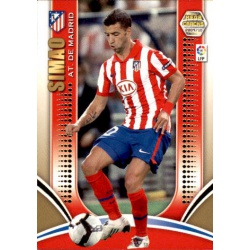 Simao Serie Oro Atlético Madrid 50 Megacracks 2009-10