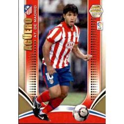 Agüero Serie Oro Atlético Madrid 52 Megacracks 2009-10
