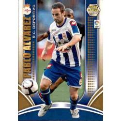 Pablo Alvarez Deportivo 84 Megacracks 2009-10