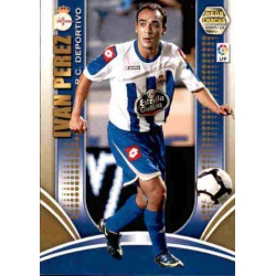 Iván Pérez Deportivo 86 Megacracks 2009-10