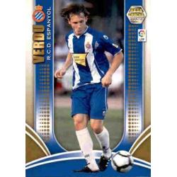 Verdú Espanyol 101 Megacracks 2009-10