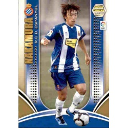 Nakamura Serie Oro Espanyol 102 Megacracks 2009-10
