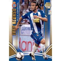 Iván Alonso Espanyol 106 Megacracks 2009-10