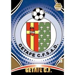 Escudo Getafe 109 Megacracks 2009-10