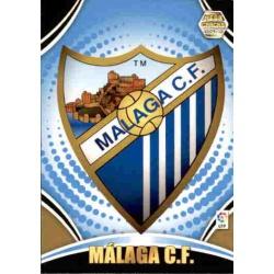 Escudo Málaga 145 Megacracks 2009-10