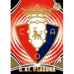 Escudo Osasuna 181 Megacracks 2009-10