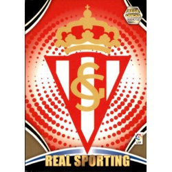 Escudo Sporting 235 Megacracks 2009-10