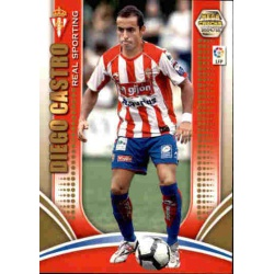 Diego Castro Sporting 248 Megacracks 2009-10