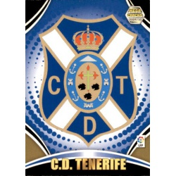 Emblem Tenerife 253 Megacracks 2009-10