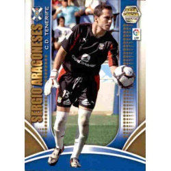 Sergio Aragoneses Tenerife 254 Megacracks 2009-10