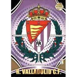 Escudo Valladolid 289 Megacracks 2009-10