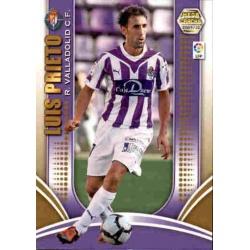 Luis Prieto Valladolid 293 Megacracks 2009-10