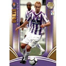 Borja Valero Valladolid 297 Megacracks 2009-10