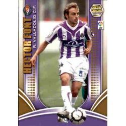 Hector Font Valladolid 299 Megacracks 2009-10