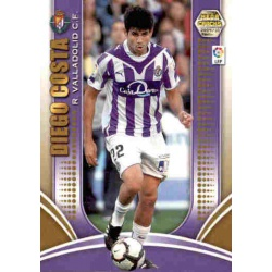 Diego Costa Valladolid 306 Megacracks 2009-10