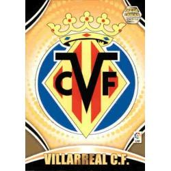 Escudo Villareal 307 Megacracks 2009-10