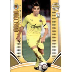 Cazorla Serie Oro Villareal 319 Megacracks 2009-10