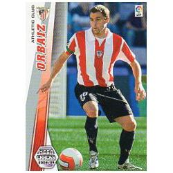 Orbaiz Athletic Club 28 Megacracks 2008-09