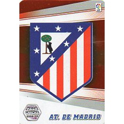 Emblem Atlético Madrid 37 Megacracks 2008-09