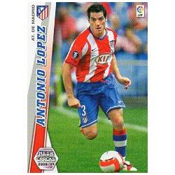 Antonio López Atlético Madrid 41 Megacracks 2008-09