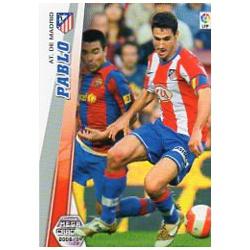 Pablo Atlético Madrid 44 Megacracks 2008-09