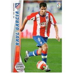 Raul Garcia Atlético Madrid 47 Megacracks 2008-09