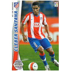 Cleber Santana Atlético Madrid 49 Megacracks 2008-09