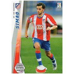 Simao Atlético Madrid 50 Megacracks 2008-09