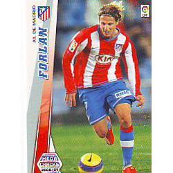 Forlán Atlético Madrid 54 Megacracks 2008-09