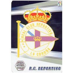 Emblem Deportivo 91 Megacracks 2008-09