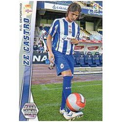 Ze Castro Deportivo 94 Megacracks 2008-09