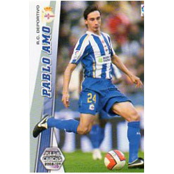 Pablo Amo Deportivo 96 Megacracks 2008-09