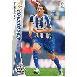 Coloccini Deportivo 97 Megacracks 2008-09