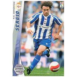 Sergio Deportivo 100 Megacracks 2008-09