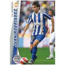Juan Rodriguez Deportivo 101 Megacracks 2008-09