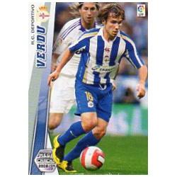 Verdú Deportivo 103 Megacracks 2008-09