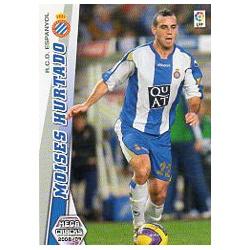 Moisés Hurtado Espanyol 116 Megacracks 2008-09