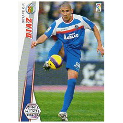 Diaz Getafe 133 Megacracks 2008-09