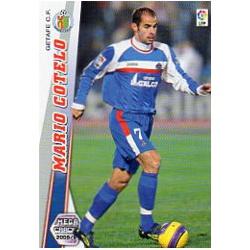 Mario Cotelo Getafe 137 Megacracks 2008-09