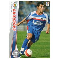 Casquero Getafe 139 Megacracks 2008-09