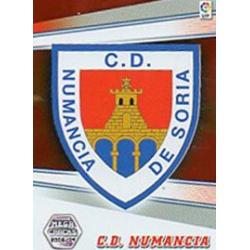 Emblem Numancia 199 Megacracks 2008-09