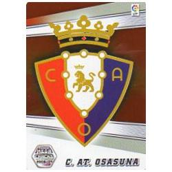 Emblem Osasuna 217 Megacracks 2008-09