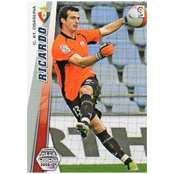Ricardo Osasuna 218 Megacracks 2008-09